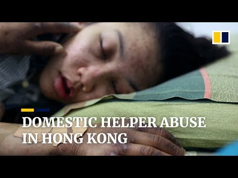 Abuse of foreign domestic helpers in Hong Kong prompts calls for better protection