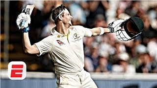 Steve Smith's innings vs. England the 'best of his career' – Mitchell Johnson | 2019 Ashes