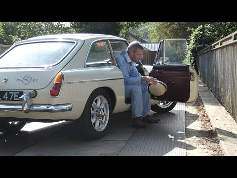 MGB GT - On The Road To Revival