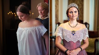 Getting Dressed - Christmas 1848 - Queen Victoria