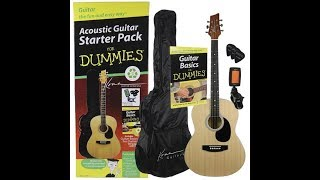 kona k394d guitars for dummies pack