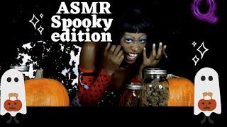 ASMR Spooky Halloween Edition