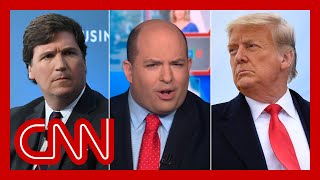Stelter: Tucker Carlson is the new Donald Trump