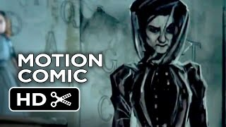 The Woman in Black 2 Angel of Death Motion Comic (2015) - Tom Harper Horror Movie HD