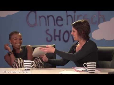 The Anne Hirsch Show : S01 E15 Zolani Mahola (Freshlyground)