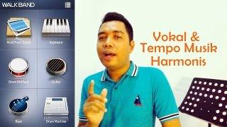 4 Cara Supaya Vokal Kita Harmonis dengan Tempo Musik