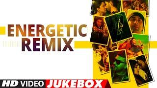 'Energetic Remix'   Video Jukebox   Latest Remix Songs   T-Series