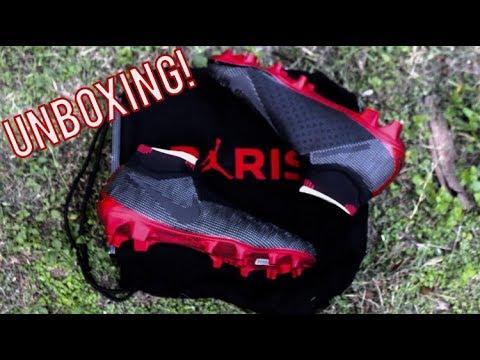 2f342893001a Nike Phantom Vision Elite PSG x Jordan - Unboxing! - YouTube