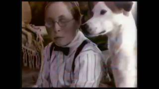 An Assortment of Commercials Highlighting Phonographs and Gramophones including Nipper