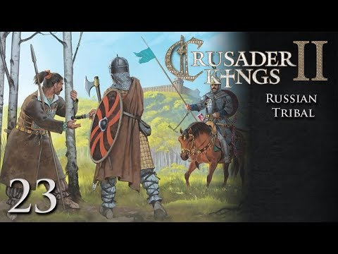 """Let's Play """"CKII: Reaper's Due"""" Part 023 - Everything Comes Together"""