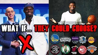 What If The NBA Eliminated The Draft?
