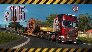Euro Truck Simulator 2 DLC - ciężkich ładunków paczka ... a szkoda.