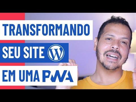 Transformando seu site WordPress em uma PWA