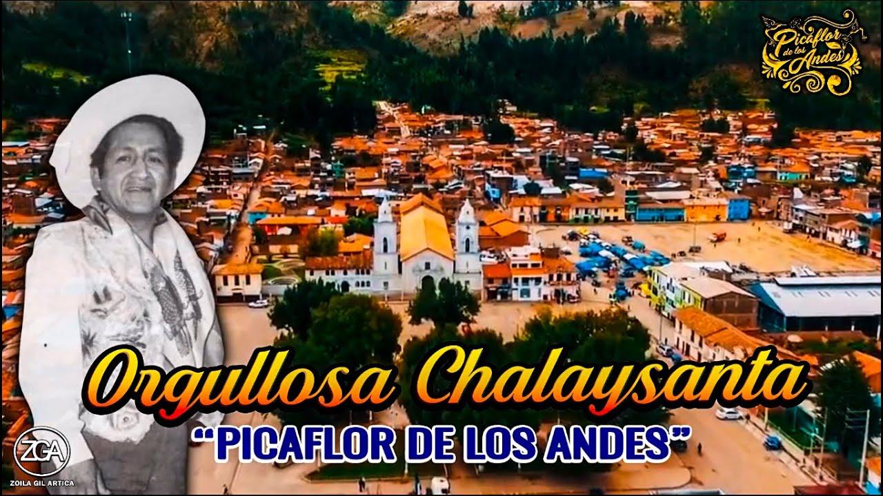 Picaflor de los Andes - ORGULLOSA CHALAYSANTA