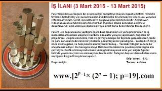 Edip Yüksel (T) Animasyoncu arıyorum 3-13 Mart 2015