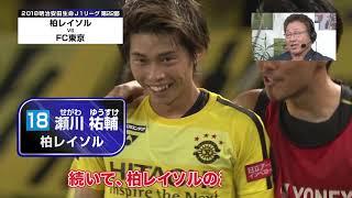 天龍源一郎のJリーグサッカー実況(Jリーグスーパープレイ編)