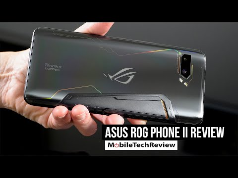 Asus ROG Phone II Review (Tencent Edition)