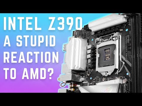 Z390 Chipset: More Failure By Intel?