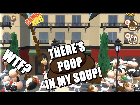 SZAR VAN A LEVESBEN - There is Poop in my Soup