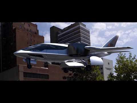 XTI Aircraft NABB 2017 MP4