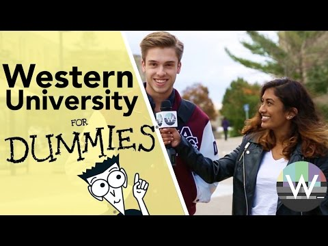 Western University for Dummies™