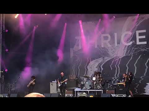 Thrice - the artist in the ambulance -...