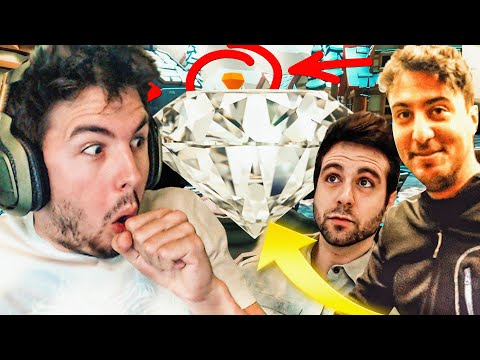 EL DIAMANTE SECRETO con VEGETTA, FARGAN Y ANGEL
