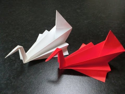 折り 折り紙 折り紙 ペガサス 折り方 : youtube.com