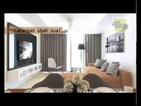 Trend Nlko Deko Ruang Tamu Apartment Youtube