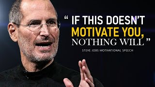 One of the Greatest Speeches Ever | Steve Jobs
