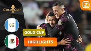 WAT EEN LEKKERE GOALS 🤩 | Guatemala vs Mexico | CONCACAF Gold Cup 2021