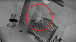 10 Scariest Moments Caught On Baby Monitors
