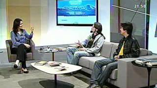 Entrevista Jaydson & Felipe sobre o BrazilJS - Programa Tudo Mais TVCom