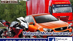 Kurnia Motor Insurance and Kurnia Commercial Car Insurance Arranged by ACPG Management Sdn Bhd