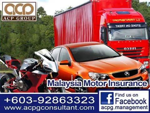 Kurnia Motor Insurance and Kurnia Commercial Car Insurance Arranged by ACPG Management Sdn Bhd