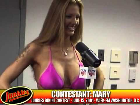 Mary Junkies Bikini Contest 43