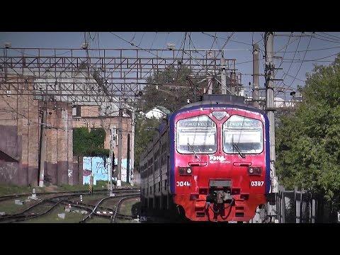 Электропоезд ЭД4М-0397 «РЭКС»