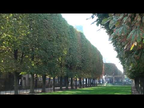 Joe dassin le jardin du luxembourg youtube for Le jardin
