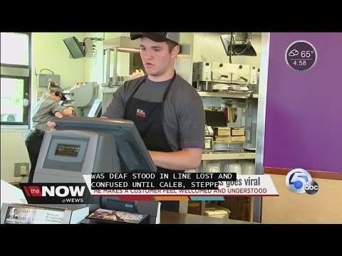 Taco Bell Employee's Act Of Kindness Goes Viral: He Makes A Customer Feel Welcomed And Understood