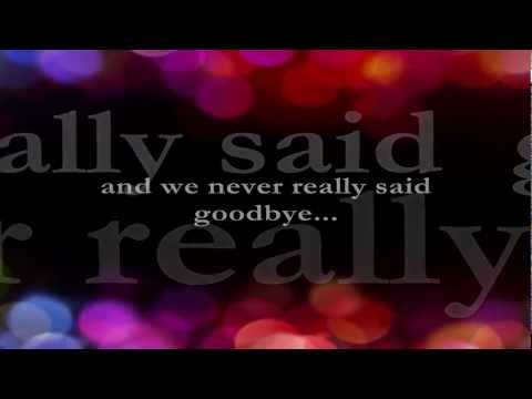 First Love Never Dies  || Lyrics ||  Eugene Wilde & Joanna Gardner
