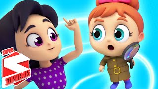 Who Stole My Toy + More Nursery Rhymes & Baby Songs | Kids Cartoon Videos