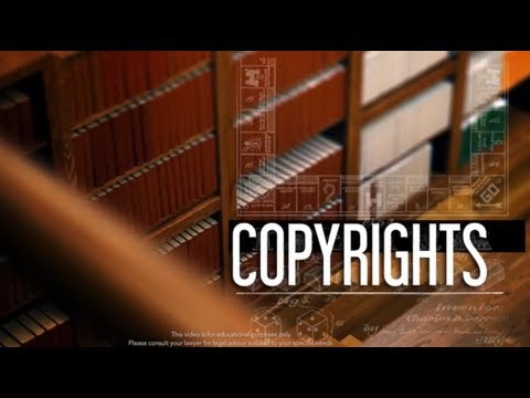 Intellectual Property: Copyrights