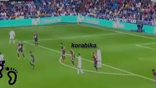 اهداف مباراة ريال مدريد وايبار انتهت المباراة بفوز ريال مدريد بنتيجة 3 0
