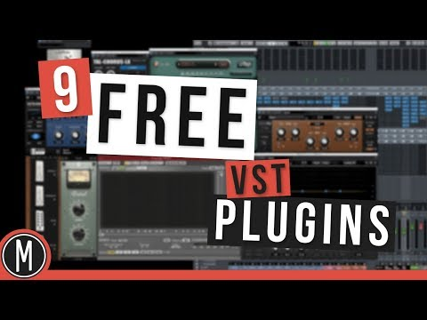 The 9 BEST FREE VST PLUGINS for MIXING - mixdown.online