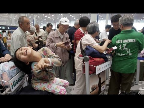 China-US tourism prospers both ways