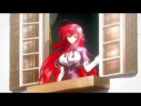 High School DxD BorN SS3 - OP 「HD」