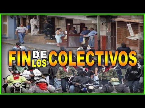CRISIS EN VENEZUELA: 24JULIO EL FIN DE LOS COLECTIVOS    VÍDEO REACCIÓN