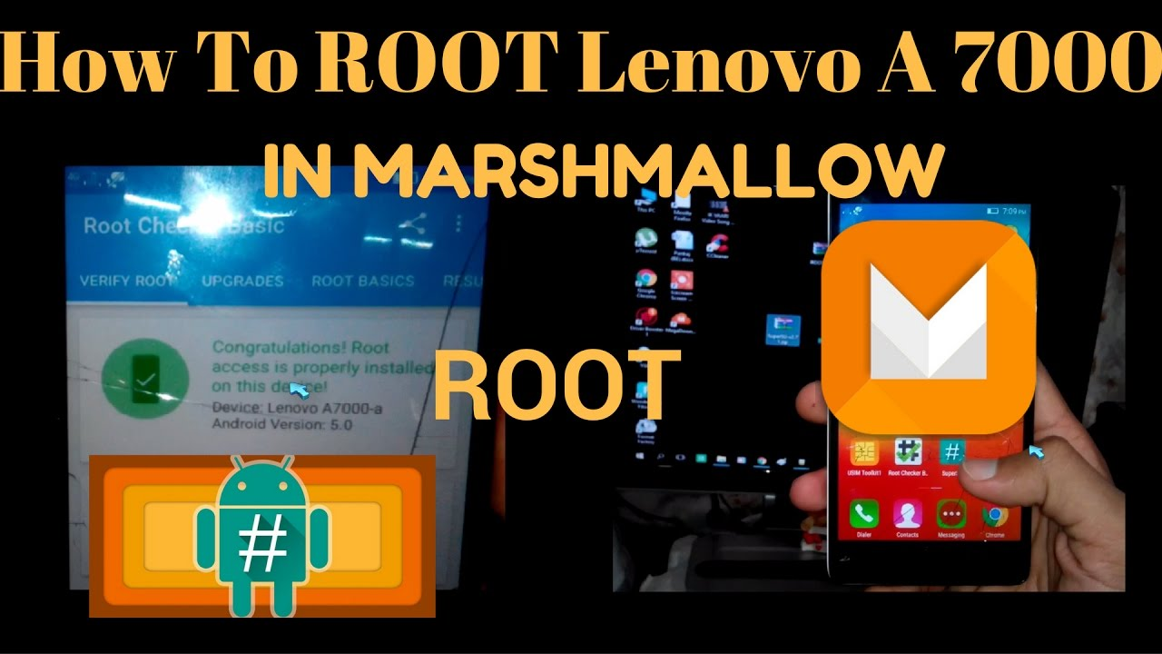 root application for lenovo a7000