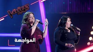 أحلام تطلب من المتسابقين الغناء لنوال الكويتية في حلقات المواجهة بـ The Voice