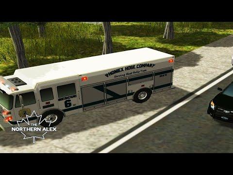 Emergency 4 #479 | Green gas | Westfall Township